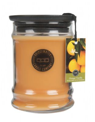 Orange Vanilla Small Jar Candle
